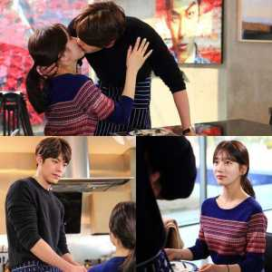 No Eul Jun Young dream kiss